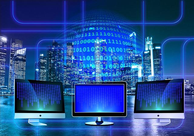 propojené počítače