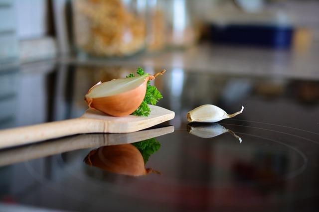 vařečka na sklokeramické desce